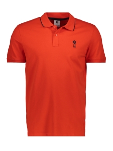 Jack & Jones Polo JCOSTONE POLO SS NOOS 12119176 Poinciana
