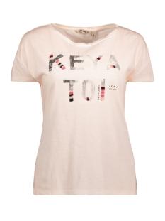 Garcia T-shirt N80204 2494 Nude