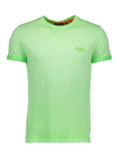 Superdry T-shirt M10006TQ LOW ROLLER OW5 GREEN