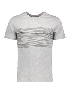 Only & Sons T-shirt onsSANFORD SS TEE 22009229 Light Grey Melange