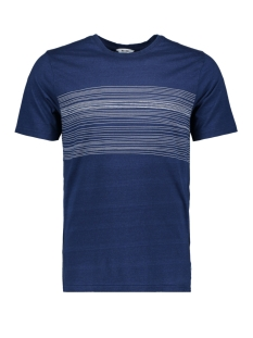 Only & Sons T-shirt onsSANFORD SS TEE 22009229 Dark Blue Denim