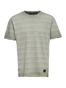 Only & Sons T-shirt onsSLATE SLUB SS TEE  22009243 Olive Night