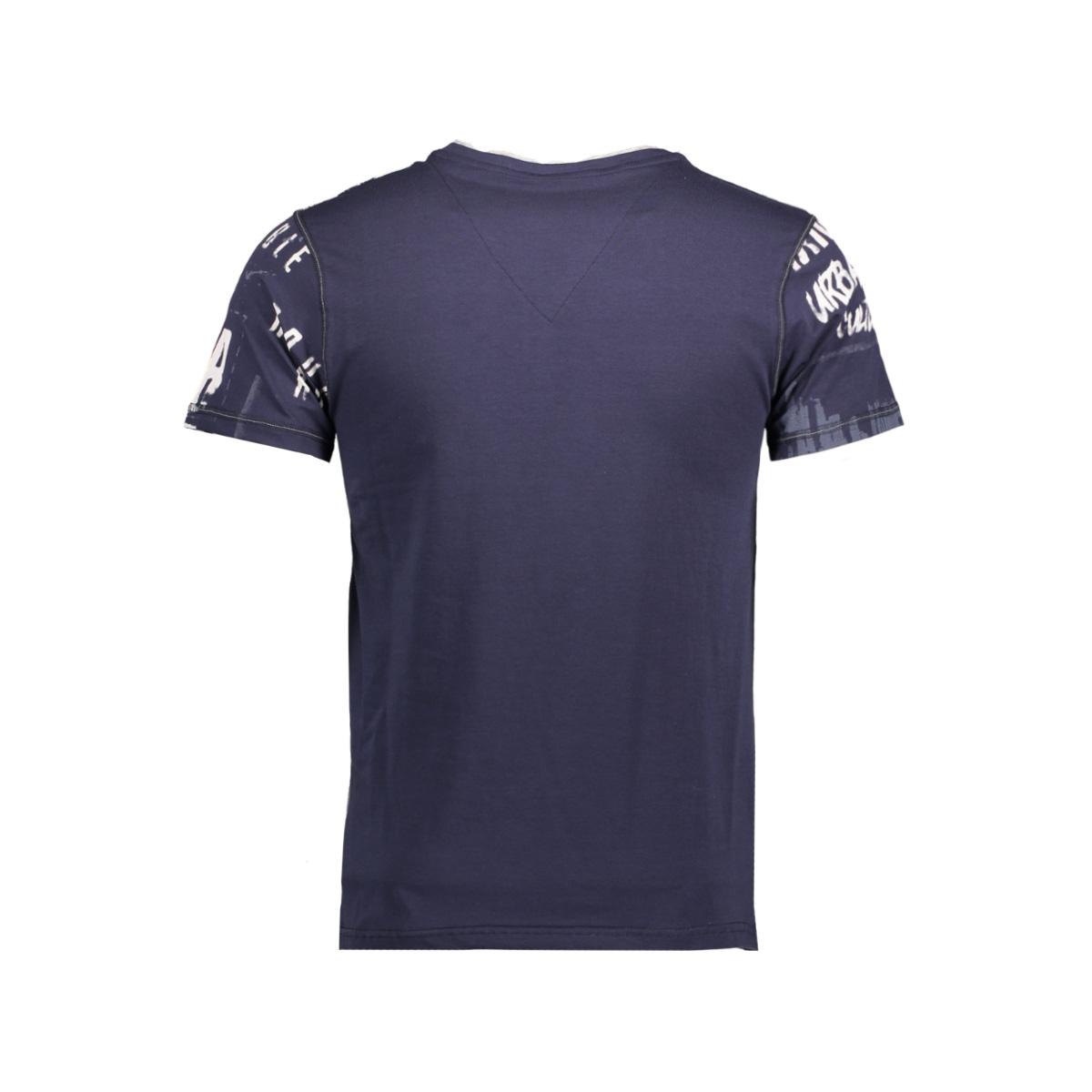 13868 gabbiano t-shirt navy