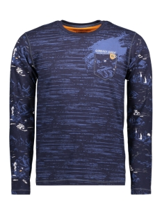 Gabbiano T-shirt 13847 NAVY