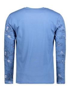 13847 gabbiano t-shirt indigo