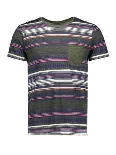 Tom Tailor T-shirt 1055306.99.12 7807