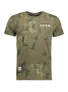 Gabbiano T-shirt 13890 ARMY