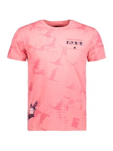 Gabbiano T-shirt 13890 SALMON PINK