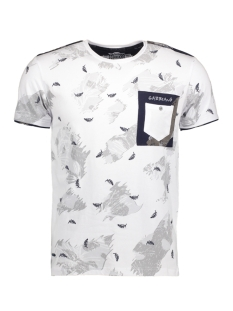 Gabbiano T-shirt 13891 WHITE