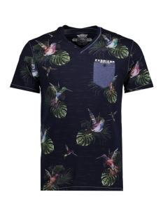 Gabbiano T-shirt 13875 NAVY
