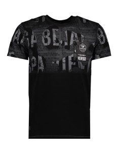 Gabbiano T-shirt 13867 BLACK