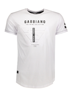 Gabbiano T-shirt 13859 WHITE