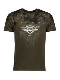 Gabbiano T-shirt 13881 ARMY