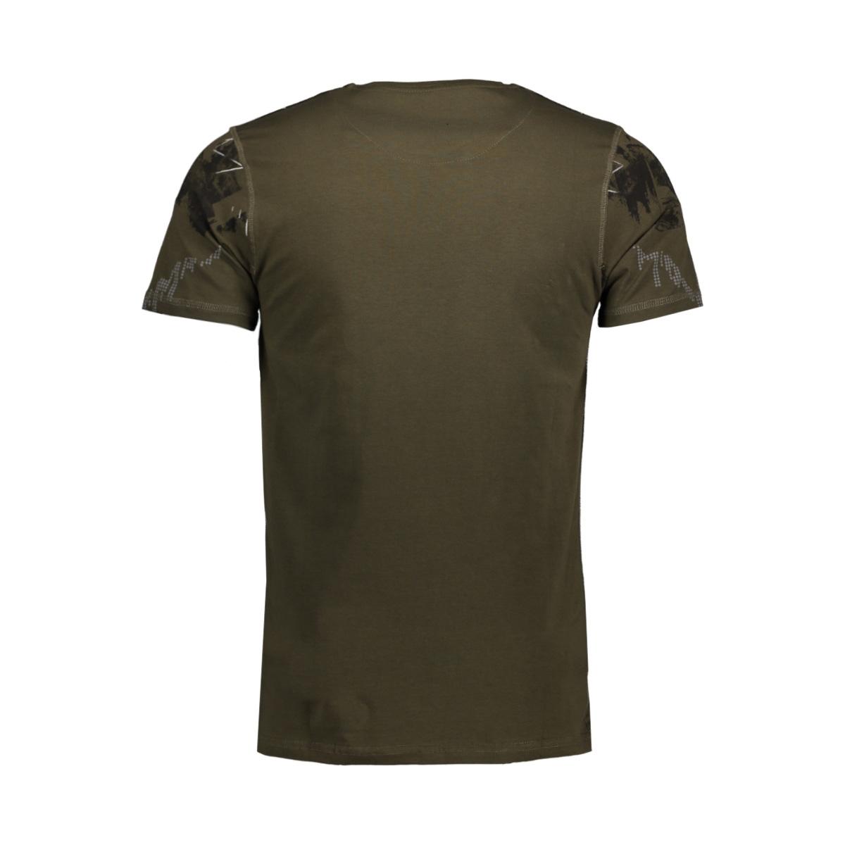 13881 gabbiano t-shirt army