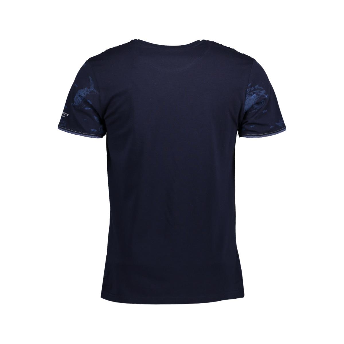 13886 gabbiano t-shirt navy