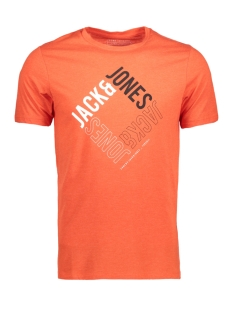 Jack & Jones T-shirt JCOBOOSTER TEE SS CREW NECK MARCH 12138776 Poinciana