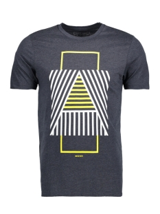 Jack & Jones T-shirt JCOBOOSTER TEE SS CREW NECK MARCH 12138776 Sky Captain