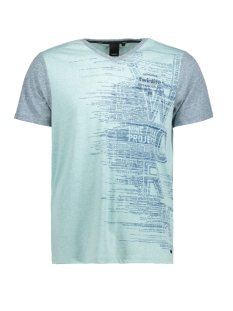 Twinlife T-shirt MTS811518 6005 Aqua Sea