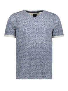 Twinlife T-shirt MTS811511 6512 Indigo Blue
