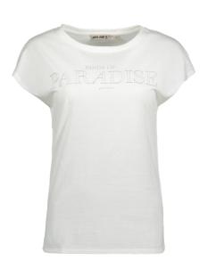 Garcia T-shirt O80002 53 Off White