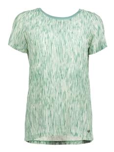 Garcia T-shirt O80011 3390 Beryl Green