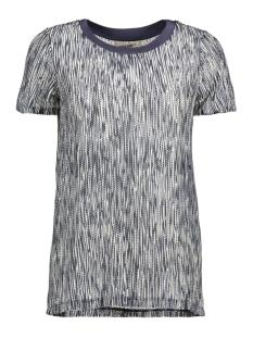Garcia T-shirt O80011 70 Marine