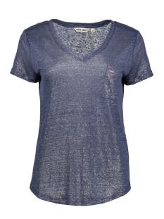Garcia T-shirt O80012 70 Marine
