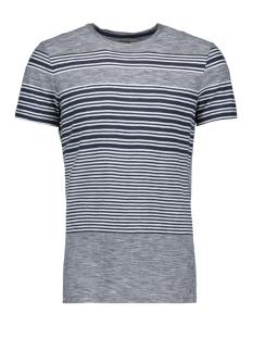 Garcia T-shirt O81010 70 Marine