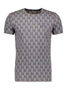 Garcia T-shirt O81011 2672 Truffle