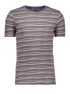 Garcia T-shirt O81008 70 Marine