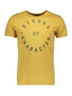 Garcia T-shirt O81002 2517 Mustard