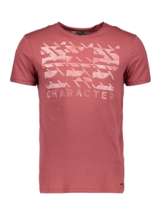 Garcia T-shirt O81002 2541 Raspberry