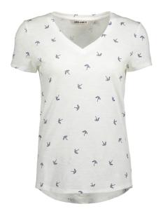 Garcia T-shirt O80004 53 Off White