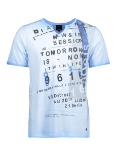 Twinlife T-shirt MTS811531 6026 Sky Blue