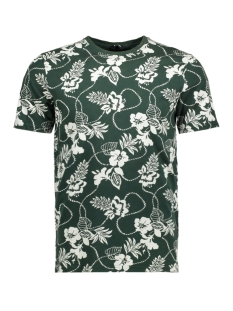 Only & Sons T-shirt onsMIO FLOWER SS TEE EXP 22010609 Pine Grove