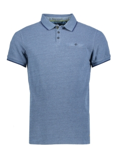 NO-EXCESS Polo 85320286 030 Blue