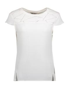 Garcia T-shirt O80009 53 Off White