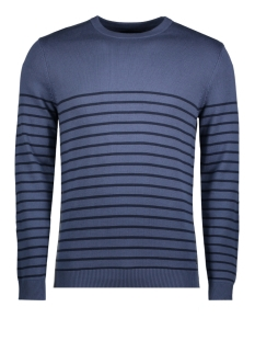 Jack & Jones Trui jprBOWYER KNIT CREW NECK 12131673 Vintage Indigo