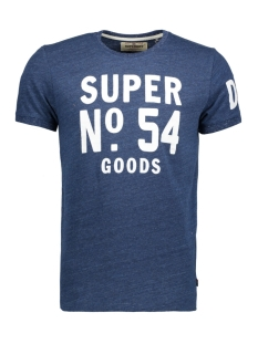 Superdry T-shirt M10018XO ZWW (Rich Navy Grit)