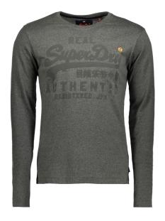 Superdry T-shirt M60026XP DV1 (Charcoal Black Grit)