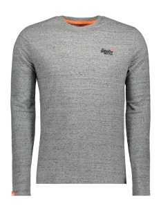Superdry T-shirt M10002TOD1 XJE (Flint Grey Grit)