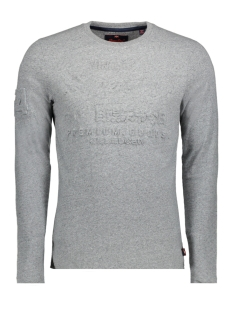 Superdry T-shirt M10003PP EJ4 (Peppered Grey Grit)