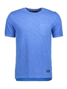 Superdry T-shirt M10015TO CN4 (Dry Mazarine Blue)