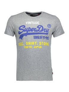 Superdry T-shirt M10009PP EJ4 (Peppered Grey Grit)