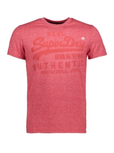 Superdry T-shirt M10031XP 0XS (Grit Tag Red)