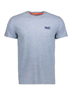 Superdry T-shirt M10000OOD1 ZRY (Flint Blue Grit)