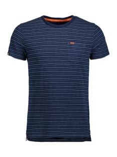 Superdry T-shirt M100060PL FBX (Indigo Stripes)