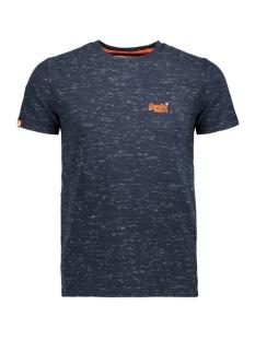 Superdry T-shirt M10100EO 51S (Navy/Optic)