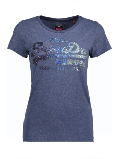 Superdry T-shirt G10019XP BCY (Princedom Blue Marl)