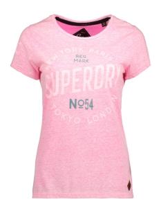 Superdry T-shirt G10038XO 28R (Fluro Pink)